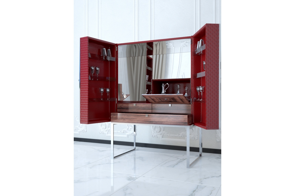 Шкаф винотечный Мори